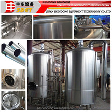 100L-5000L Beer equipment for Beer with Character
