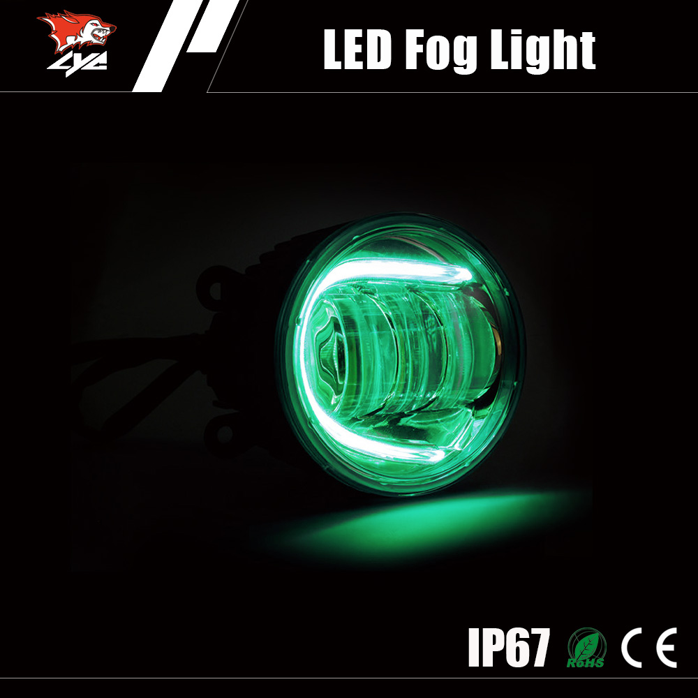 Best selling products 30W OEM auto fog light plastic parts for ford focus