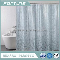 plastic pvc opaque printed table cloth films with fashion design