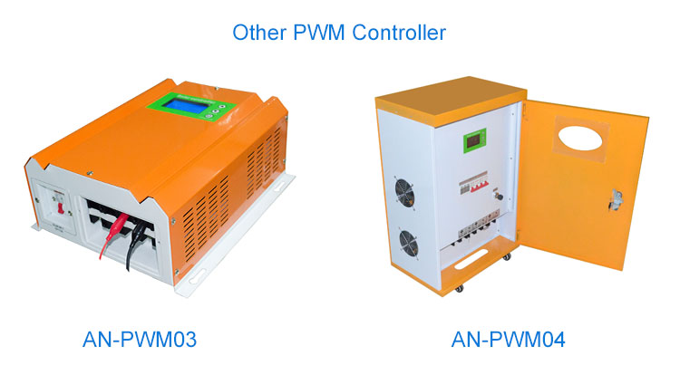 Powerful manual pwm solar charge controller 20a