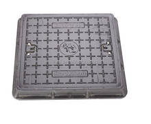 Square 600*600 SGS EN124 B125 light weighted drain cover with great price