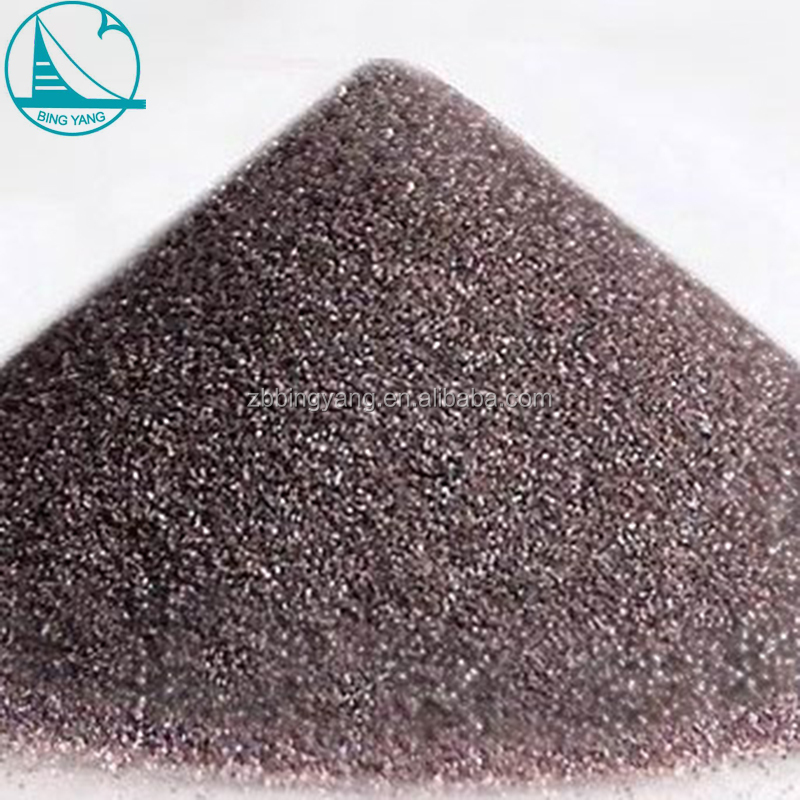 Professional supply for abrasive or refractory/BFA Alpha Crystal Brown Fused Alumina