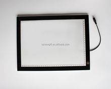 LED Copy Board/ LED Tracing Board/A4 adjustable brightness Acrylic panels LED Drawing Pad
