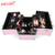 yaeshii professional travel cosmetic luxury vanity makeup train case