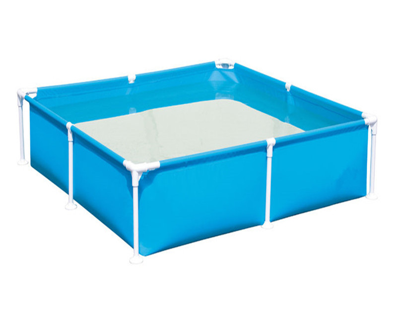 PVC frame swimming water pool 56218 baby swimming pool tank swimming bath for kids