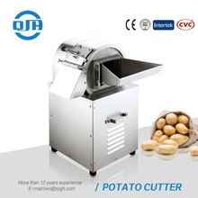 Factory price automatic industrial food processor potato chip stick cutter