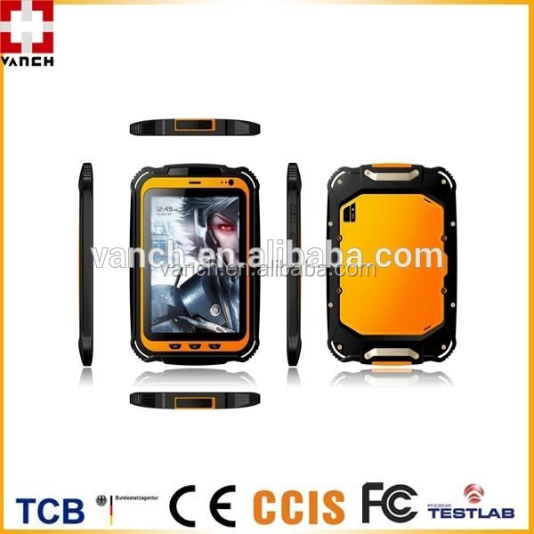 RFID/NFC/WIFI/GPRS/Bluetooth/RFID Tablet PC for Industrial Application