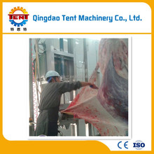 Cattle slaughter cow skin peeling machine