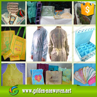 Different use colorful pp nonwoven fabric,nonwoven shopping bag material non woven fabric,fabric for agriculture and medical