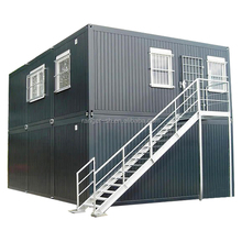 Allstar Brand Weld Container House for Military Camp