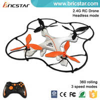 Hot sell 2.4G 4ch 6axis gyro 3D easy fly mini ufo aircraft for sale