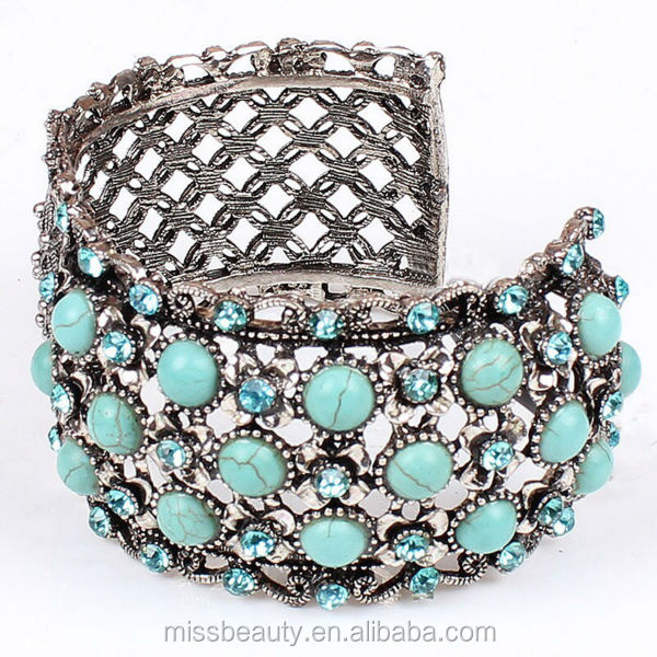 New designs Hot sale Crystal bangles Fashion Jewelry Bisuteria