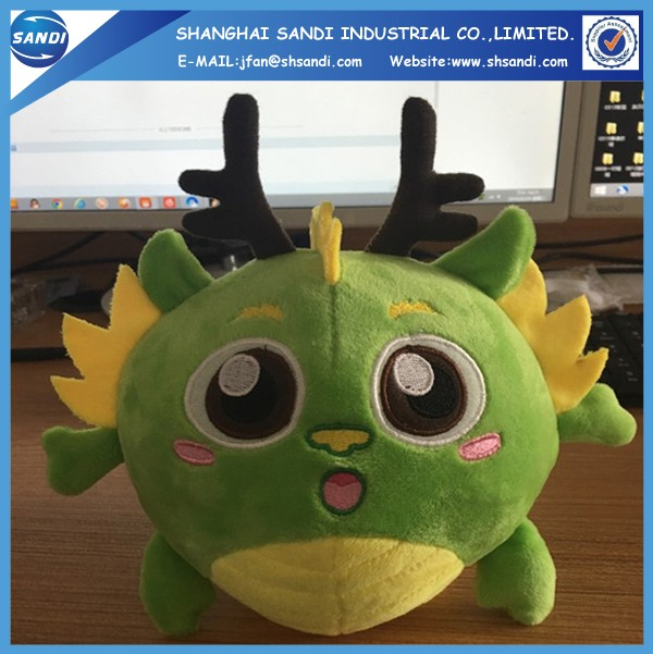 Promotional customized stuffed plush toy