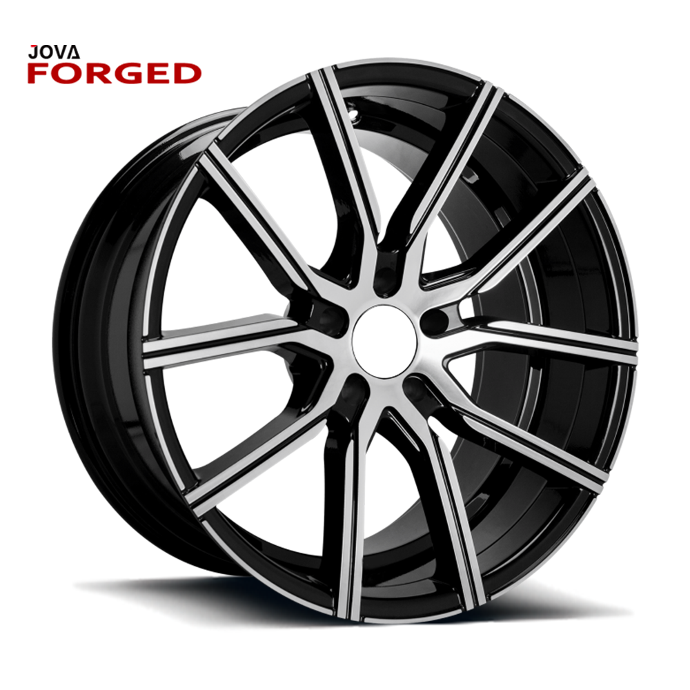 Manufacturer Gloss Black 24 5/130 Professonial Forged Rims