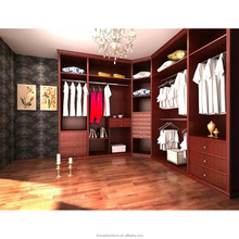 Chinese Bedroom Set L Shape Walk-in Closet Wardrobe Almirah Design/Bedroom Set Wardrobe/L Shape Walk-in Closet
