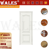 Unique design white security engineered wooden outside doors