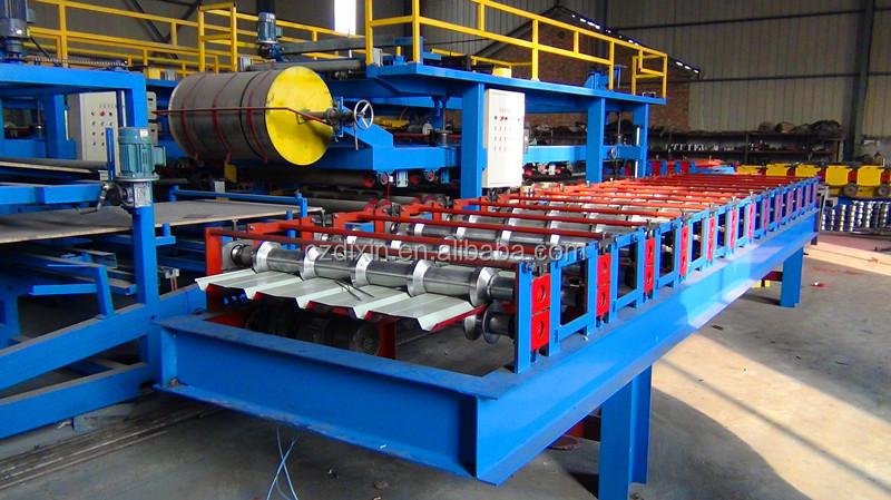 panel press machine