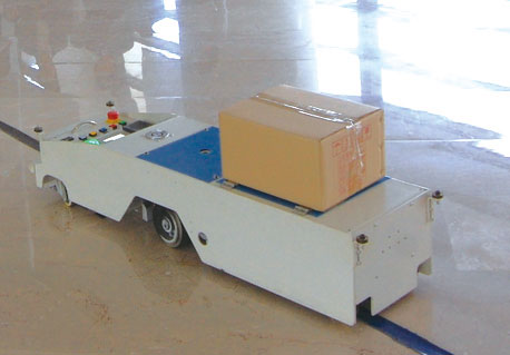 Automated Guided Vehicle Forklift
