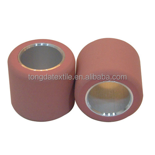 Combed Staple Cotton Cellulose textile rubber cots