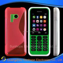 S line tpu gel mobile phone case for Microsoft 215