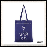 Customized Fashionable Canvas Cosmetic Tool Shoulder Bag