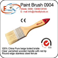 Hog Bristle Paint Brush