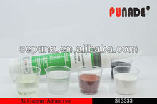 Popular rtv silicone glues for electronic// Neutral compound seal/oem silicone adhesive bonding