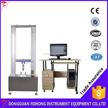 Double tensile test equipment
