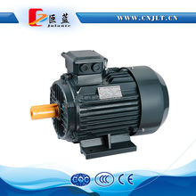 electric motor double shaft
