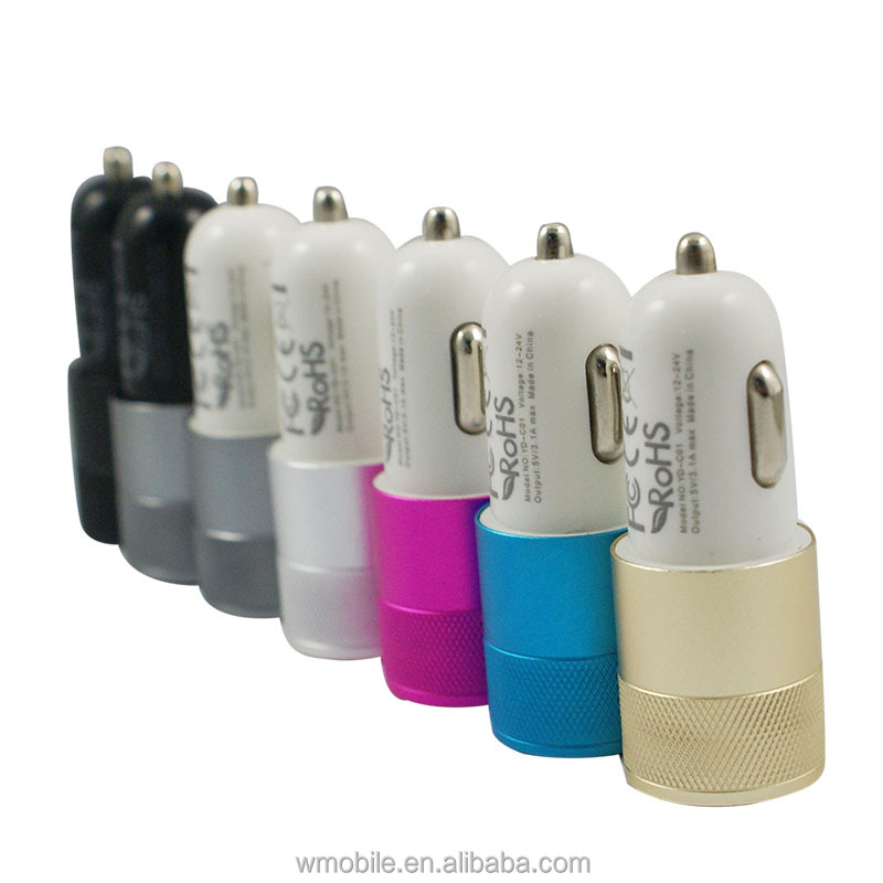 Genuine Stand Car Charger USB, Universal Car Charger
