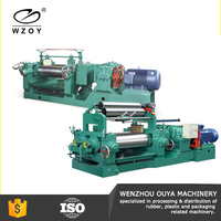 XK360 Opening Two Roller Mixing Mill