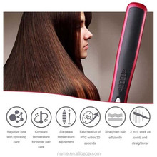 Manufacturer home use Professional Reasonable Price best quality electric hot air brush rotating hair