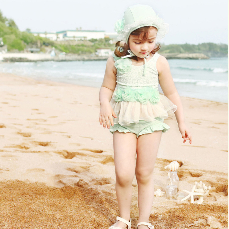 S13716A Wholesale cheap sexy children swimsuit 2016 kids swimwear