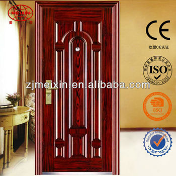 MX-108-Z Steel Security Door Design