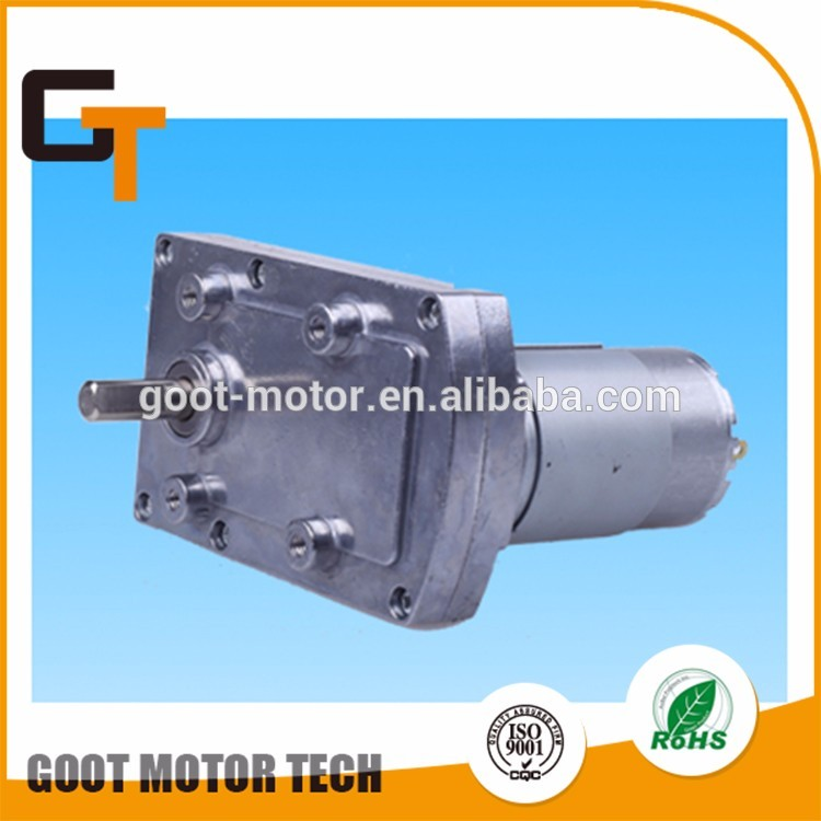 Professional 12v dc geared motor hot selling