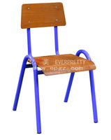 2014 China Cheap Wooden Seat and Back Plywood Kids School Chair