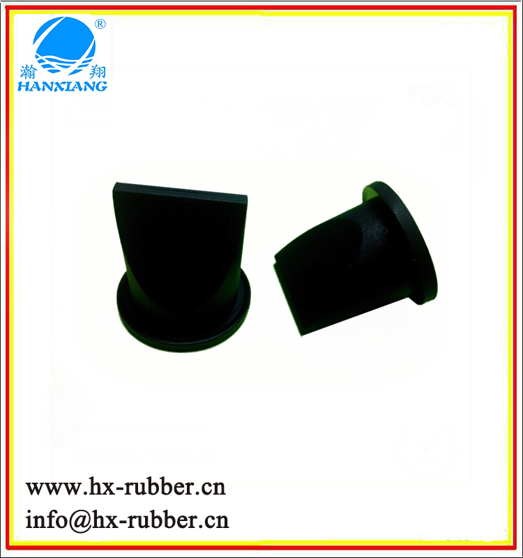 factory custom rubber duckbill check valve