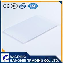 New polycarbonate hollow sheet swimming pool plastic roof covering