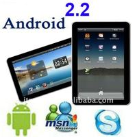 VIA 8650 Android 2.2 MID Tablet PC Manual