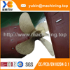 China Best Price 4 blade type marine ship / boat bronze propeller