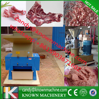 Food Processing Machinery Automatic Meat Bone Crusher