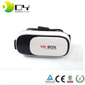 VR Glasses BOX 2.0 Universal 3D Video Virtual Reality Glasses with Bluetooth Remote Controller for 3.5 to 6 inch Smartphones