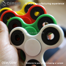 New Tri-Spinner Fidget Spinner Desk Anti Stress Finger Spin Spinning Top EDC Sensory Toy Cube Anti-anxiety Toy Hand