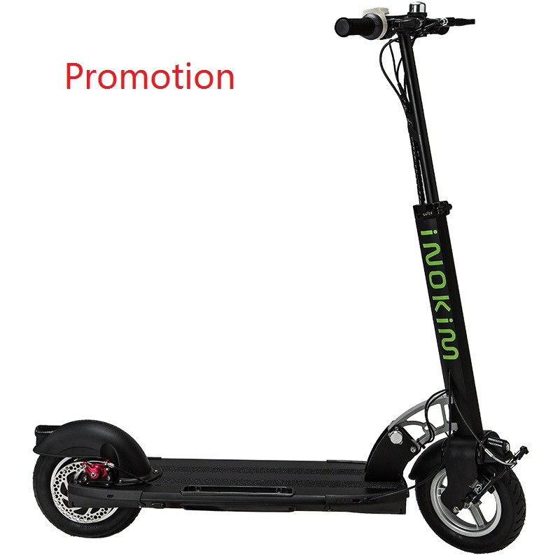 Factory selling new design 10 inch tire beach cruiser scooter with 36v 18.2Ah Li-ion battery