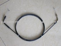 Throttle cable for motorcycle for motorcycle cable