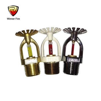 UL listed pendent fire sprinkler head from factory