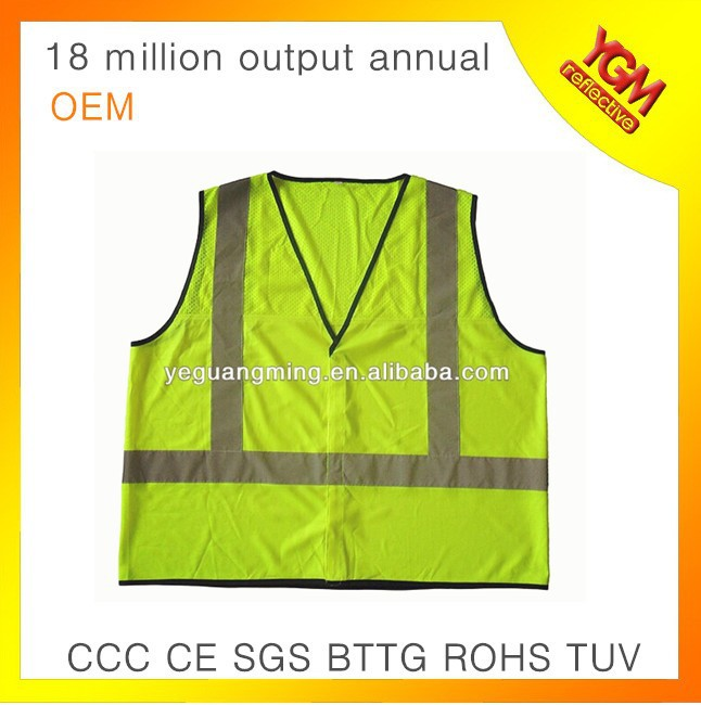 protective vest safety for promotion