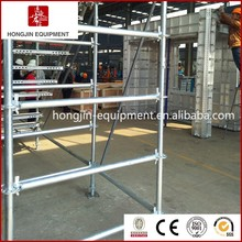 Best With Competitive Price Selflock Scaffolding For Construction