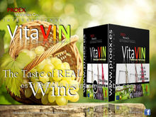 VITAVIN Red Dry Wine 11.0% bag in box BIB 6x3l