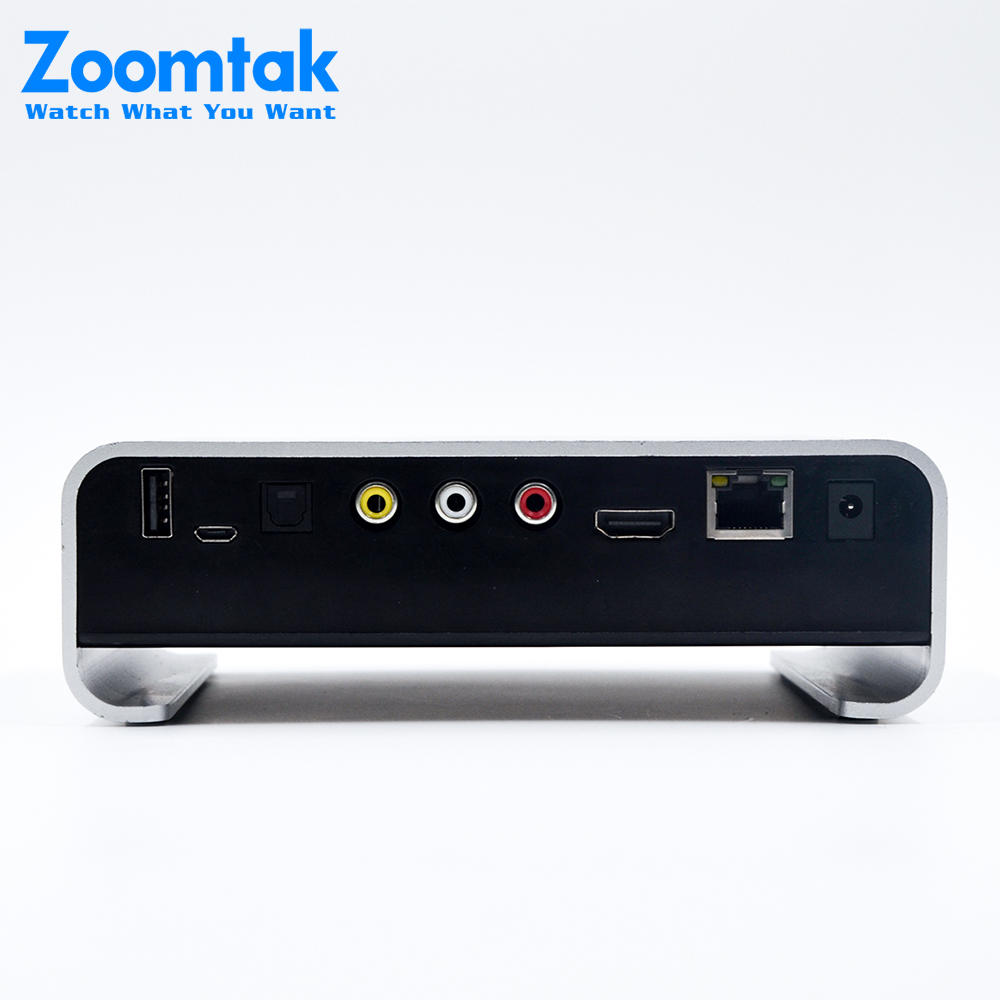 Cheap True 4K Amlogic S912 Octa Core Android 6.0 set top box from Zoomtak